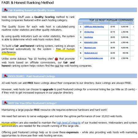 Webhostingstuff